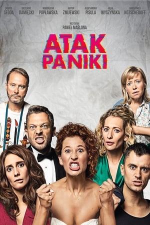 Poster Movie Panic Attack 2018
