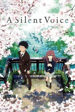 Poster Movie A Silent Voice 2016