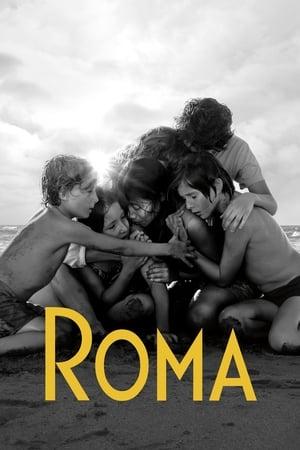 Poster Movie Roma 2018