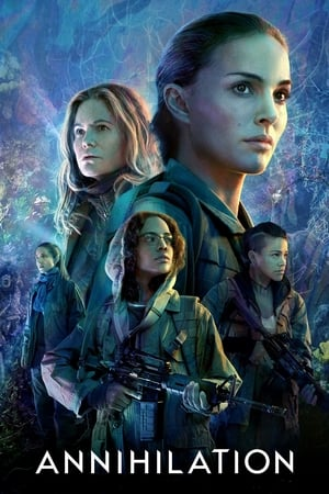 Poster Movie Annihilation 2018