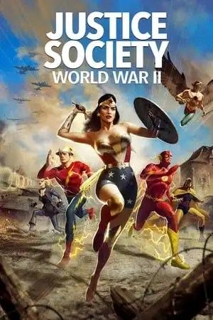 Image Justice Society: World War II