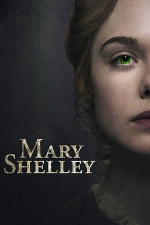 Poster Movie Mary Shelley 2018