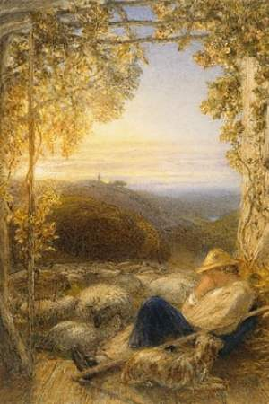 The Sleeping Shepherd