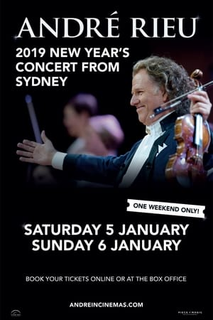 Poster Movie André Rieu - New Year's Concert from Sydney 2019