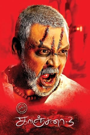 Poster Movie Kanchana 3 2019