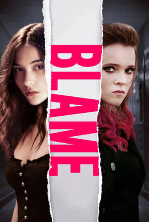 Poster Movie Blame 2017
