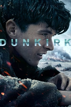 Poster Movie Dunkirk 2017