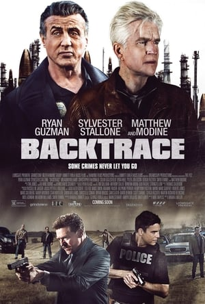 Poster Movie Backtrace 2018