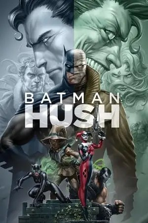 Image Batman: Hush