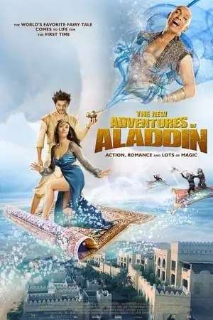 Image The New Adventures of Aladdin