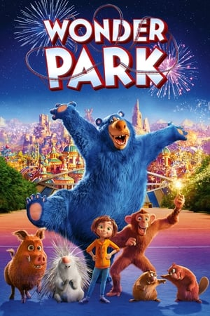 Poster Movie Wonder Park 2019