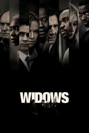 Poster Movie Widows 2018