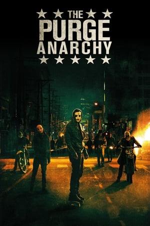poster The Purge: Anarchy