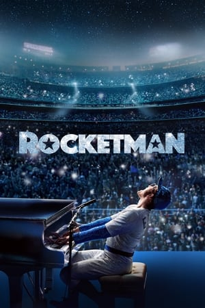Poster Movie Rocketman 2019