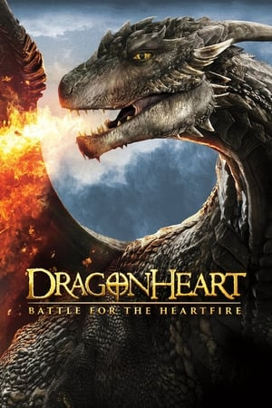 Poster Movie Dragonheart: Battle for the Heartfire 2017