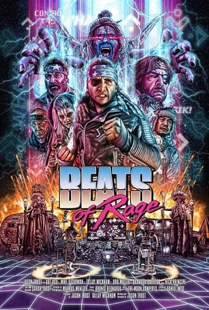 Poster Movie FP2: Beats of Rage 2018