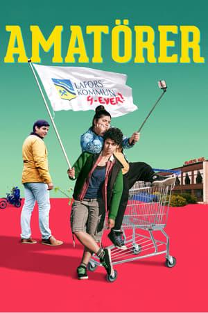 Poster Movie Amateurs 2018