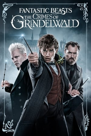 Poster Movie Fantastic Beasts: Os Crimes de Grindelwald 2018