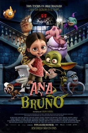 Poster Movie Ana & Bruno 2017