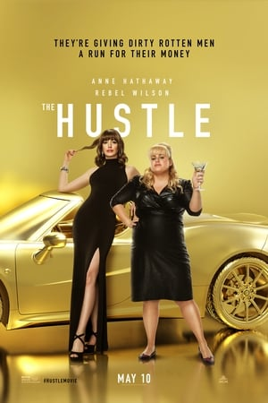 poster The Hustle