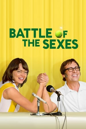 Poster Movie Battle of the Sexes 2017