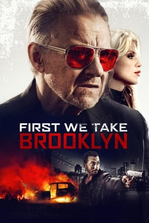 Poster Movie First We Take Brooklyn 2018
