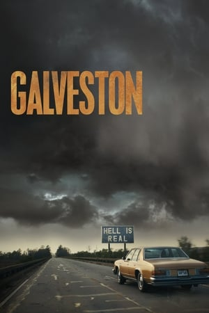 Poster Movie Galveston 2018