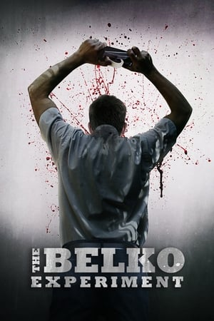 Poster Movie The Belko Experiment 2016