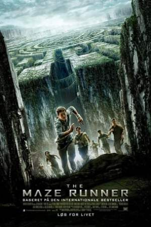 poster The Maze Runner