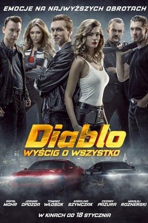 Poster Movie Diablo. Wyścig o wszystko 2019