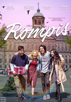 Poster Movie Rompis 2018