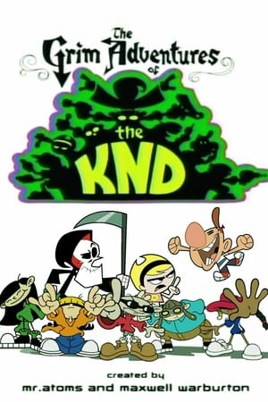 Image The Grim Adventures of the Kids Next Door
