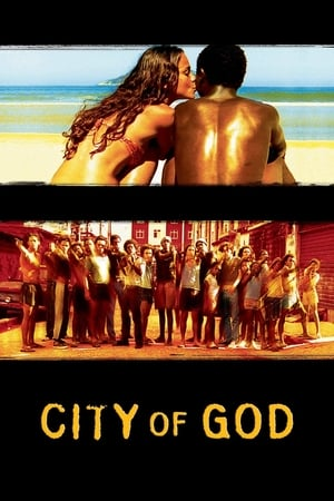 Poster Movie City of God 2002