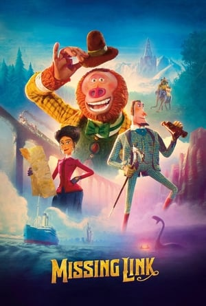 Poster Movie Missing Link 2019
