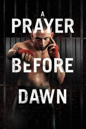 poster A Prayer Before Dawn