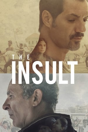 Poster Movie The Insult 2017