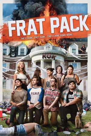 Poster Movie Frat Pack 2018