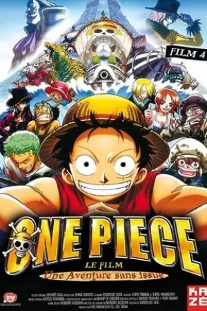 poster One Piece: Dead End Adventure