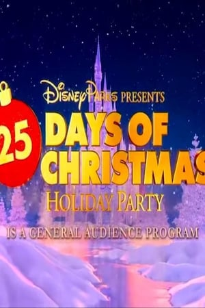 Image Disney Parks Presents a 25 Days of Christmas Holiday Party