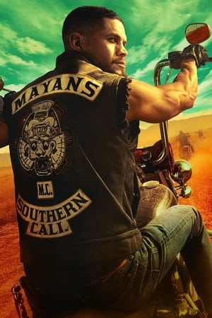 poster Mayans M.C.