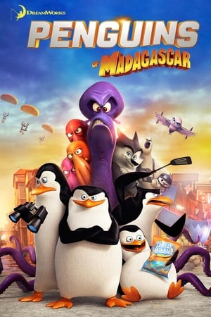 Image Penguins of Madagascar