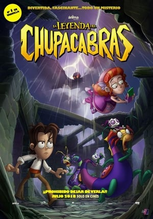 Poster Movie The Legend of the Chupacabras 2018