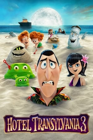 Poster Movie Hotel Transylvania 3: Summer Vacation 2018