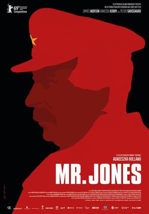 Poster Movie Mr. Jones 2019