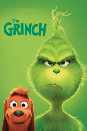 Poster Movie The Grinch 2018