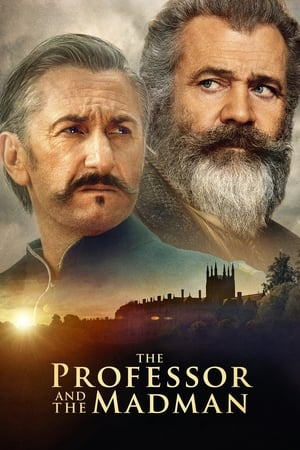 Poster Movie The Professor and the Madman 2019