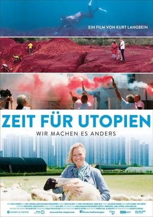 Poster Movie Zeit für Utopien 2018