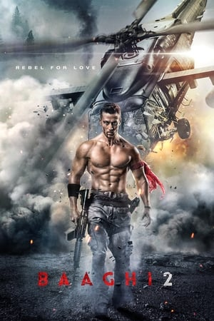 Poster Movie Baaghi 2 2018