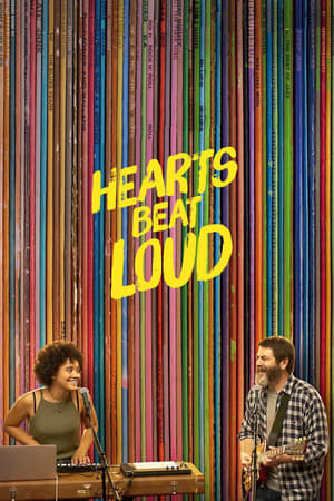 Poster Movie Hearts Beat Loud 2018