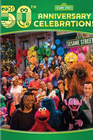 Image Sesame Street: 50th Anniversary Celebration!